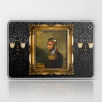 Mr. T - replaceface Laptop & iPad Skin
