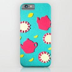 Turquois Tea iPhone 6 Slim Case