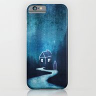 Alone In A Ghost Town iPhone 6 Slim Case