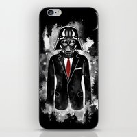 Lord Vader - From The Da… iPhone & iPod Skin