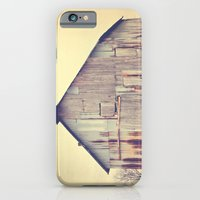 iPhone & iPod Case featuring The Old Barn by Hilary Walker