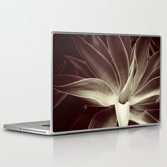 mocha java agave Laptop & iPad Skin