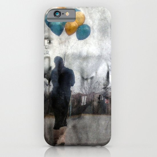 I Walk Alone iPhone & iPod Case