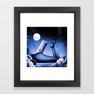 Calypso Framed Art Print