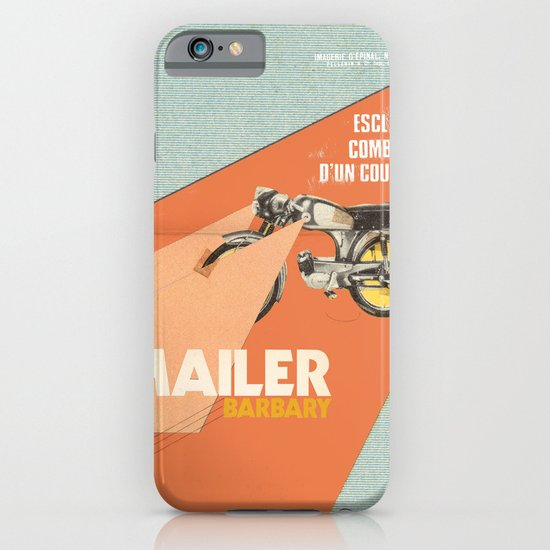 Mailer Barbary iPhone & iPod Case