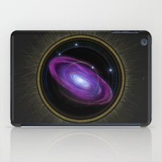 Space Travel - Painting iPad Case