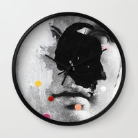 Composition 476 Wall Clock