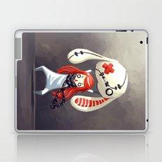 Bunny Plush Laptop & iPad Skin