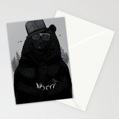 Wood Tang Clan Stationery Cards