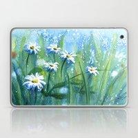 Daisies II Laptop & iPad Skin