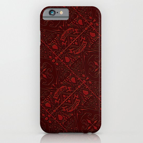 RAT CARD iPhone & iPod Case