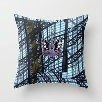 Music Will Prevail Throw Pillow