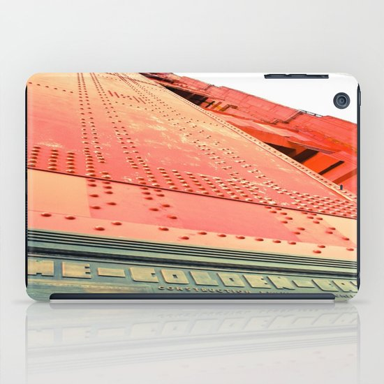 Golden Gate Bridge iPad Case