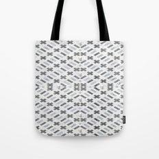 Digital Square Tote Bag