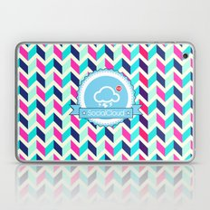 SocialCloud Pattern Laptop & iPad Skin