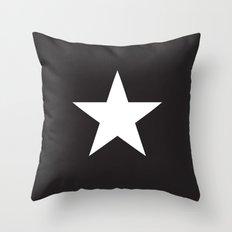 Star by Friztin Throw Pillow
