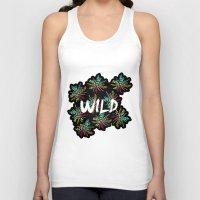Wild Unisex Tank Top