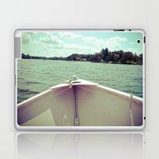 Sometime This Life, I'm Going to Sail Away Laptop & iPad Skin