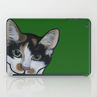 Callie the Calico iPad Case