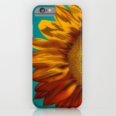 A Sunflower Slim Case iPhone 6s