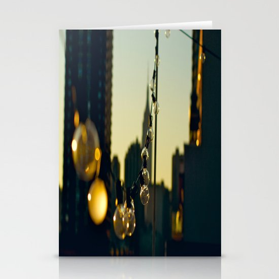 Brief moment of clarity  Stationery Card