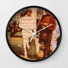 Im lost without you Wall Clock