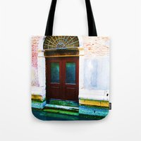 Front Lawn Tote Bag