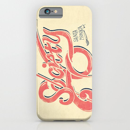 S6 OLD SCHOOL iPhone & iPod Case