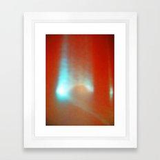 mr so and so Framed Art Print