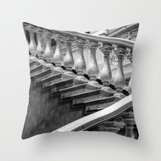 Classical Stair Throw Pillow
