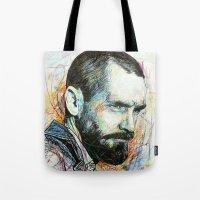 Charles Manson Tote Bag