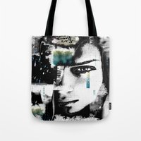 Please Don't Cry Tote Bag