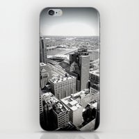 Cincinnati - Downtown #3 iPhone & iPod Skin