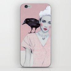 Pracilla iPhone & iPod Skin