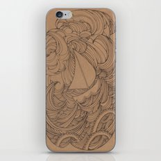 Little Ship iPhone & iPod Skin