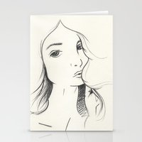 Sketch Stationery Cards