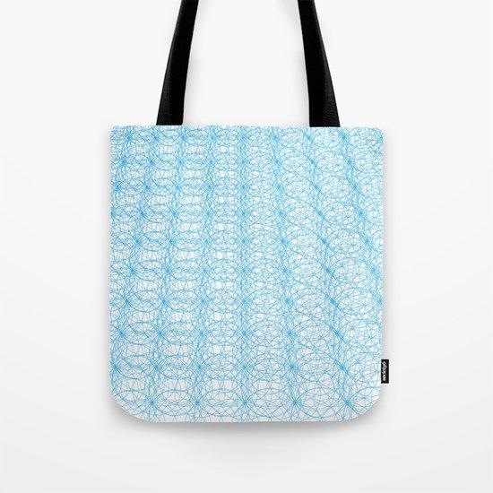Circle Tromp L'Oeil Tote Bag