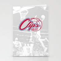 Clips Lob City Stationery Cards