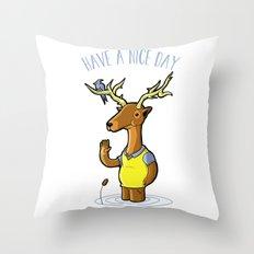 Nice Horacio Throw Pillow