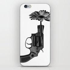 Flower Piece iPhone & iPod Skin
