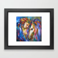 Ruben 0 Framed Art Print
