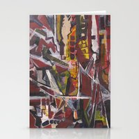 Abstract 2014/11/30 Stationery Cards