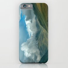 Cloudy afternoon in Connamara iPhone 6 Slim Case