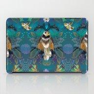 Blissful Birds iPad Case
