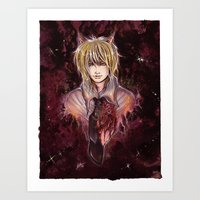 foris to heart Art Print