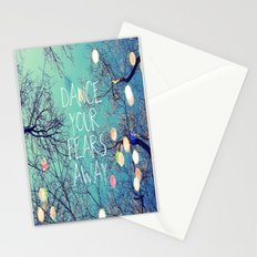 Dance Your Fears Away Stationery Cards