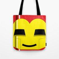 Adorable Iron Tote Bag