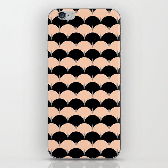 undulation iPhone & iPod Skin