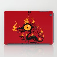 Backfire iPad Case