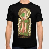 Before the Storm - Sailor Jupiter nouveau Mens Fitted Tee Black SMALL